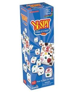 I Spy Find It Fast Game