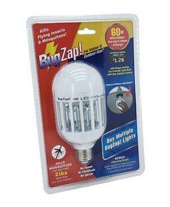Bug Zap! LED Light Bulb