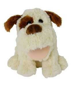 Close To You Singing Hand Puppet Dog - Cuddly Crooners Front