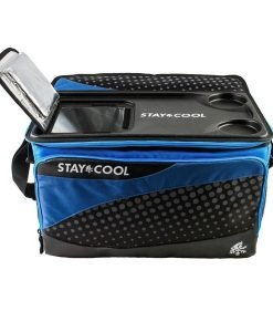 Stay Cool Fold Up Cooler With Easy Open Lid