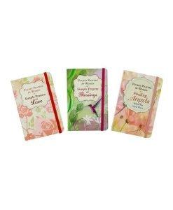 Pocket Prayers for Women (3 Devotional Set)