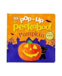 Pop-Up Peeka BOO! Pumpkin