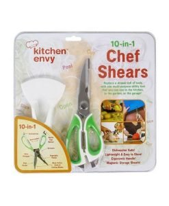 10 in 1 Chef Shears - Kitchen Envy