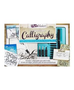 Complete Calligraphy Box Set with 48 Page Book