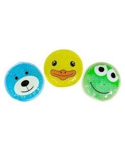 Kids Cold Gel Pack - Cool Buddies 3 Pack