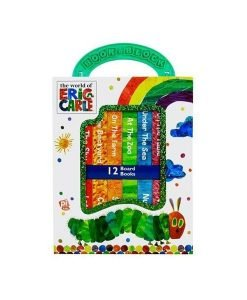My First Library - Eric Carle Board Book Set