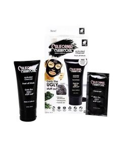California Charcoal - Peel Off Face Mask