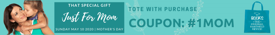 2020 Mother's Day Product Tag Banner