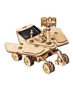 Creative DIY Assembly Set Solar Vagabond Rover - STEM - Cover