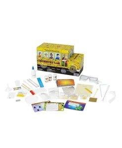 Scholastic Magic School Bus Chemistry Lab Cover 2