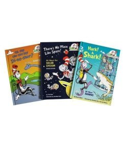Cat in the Hat Learning Library 3-Set HC - Cover