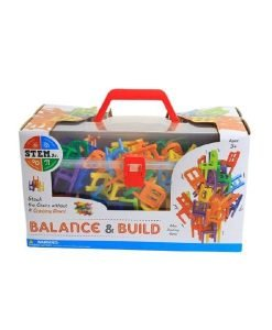 Balance and Build 84pc Stacking Game