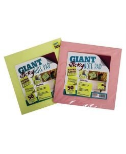 Giant Sticky Note Pads - 2 Set
