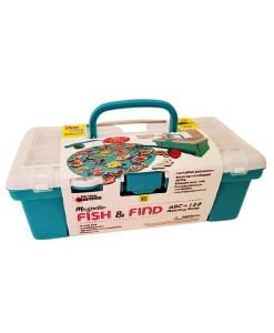 Magnetic Fishing Game - Fish and Find