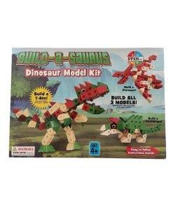 Build-a-Saurus Dinosaur Model Kit
