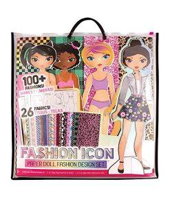 Fashion Icon Paper Doll Fashion Set - Cover