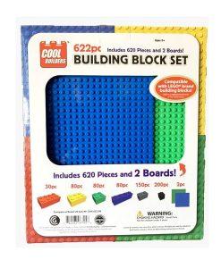 622 Piece Building Block Set - Front