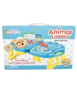 Animal Lovers Deluxe Vet Set - Front Cover
