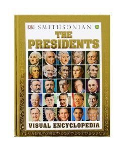 Smithsonian Book - The Presidents - Hardcover