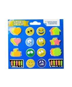 Emoji Super Sticky Note Set - Cover
