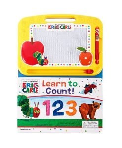 Eric Carle 123 Learning Series - Cover