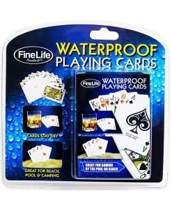 Waterproof Playing Cards - Cover