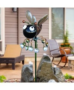 Bumblebee Wind Spinner - Patio