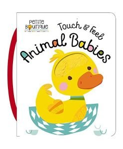 Touch and Feel - Animal Babies - Cover