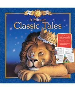 5-Minute Classic Tales Keepsake Treasury - Cover