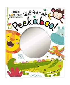 Touch & Feel Peekaboo! - Petite Boutique - Cover
