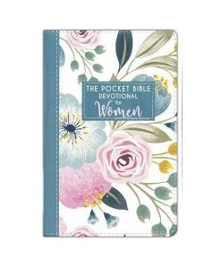 The Pocket Bible Devotional for Women, Floral - Cover