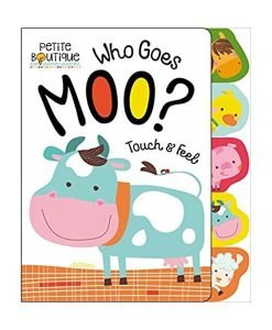 Touch and Feel - Who Goes Moo - Cover