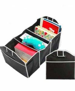 Multi-Pocket Trunk Organizer - Cover