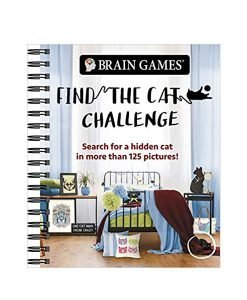 Find The Cate Brain Game Challenge - Cover