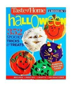 Taste Of Home Halloween 352 Spooky Recipe Ideas - Cover
